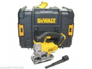 DeWalt DCS331 XR 18V Cordless Jigsaw DCS331N Bare Unit in TSTAK Kitbox
